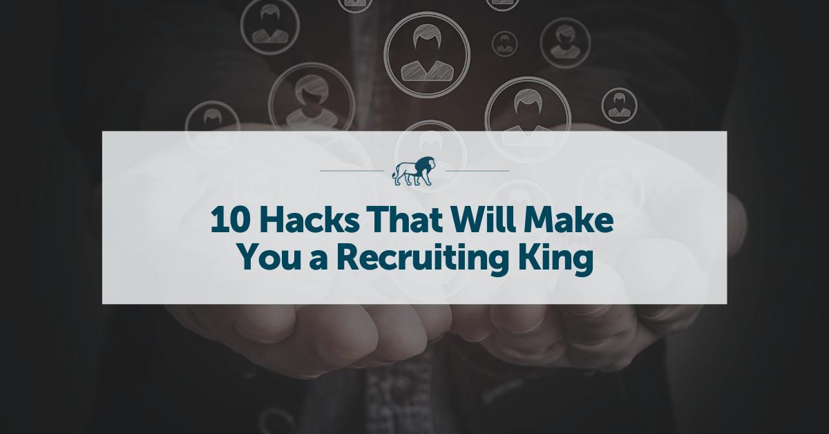 recruiting king