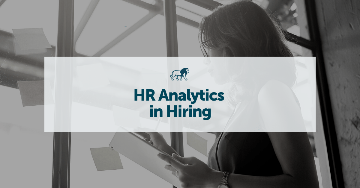 HR Analytics in Hiring