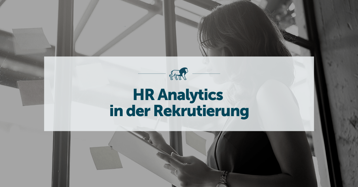 HR Analytics in der Rekrutierung