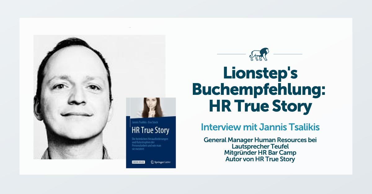 HR True Story - Interview Jannis Tsalikis