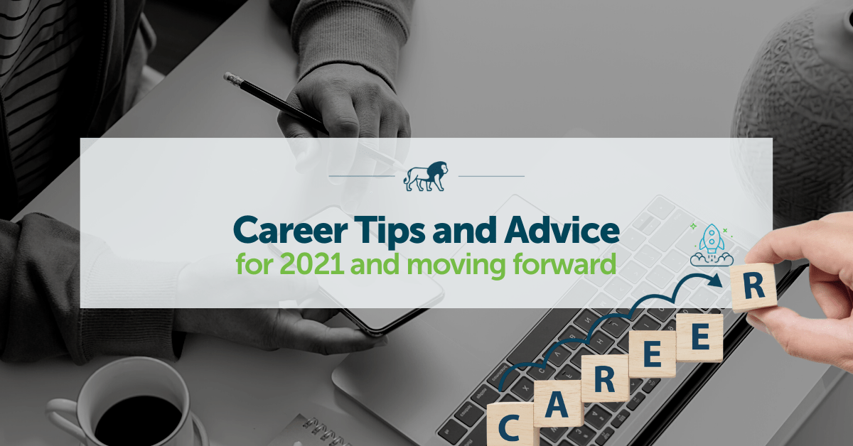 Career Tips for 2021